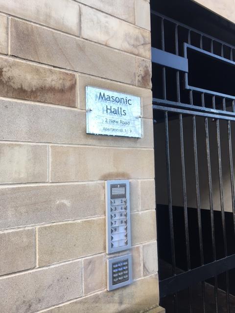Flat 8, Masonic Halls, 2 New Road, Lancaster, LA1 1EZ